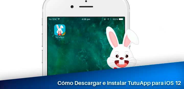 Como Descargar e Instalar TutuApp para iOS 12