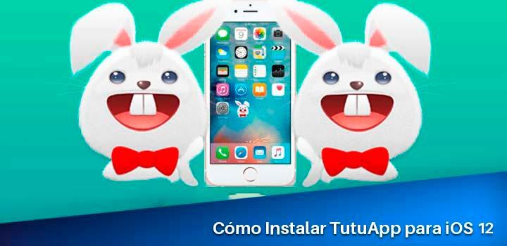 Como-Instalar TutuApp para iOS 12